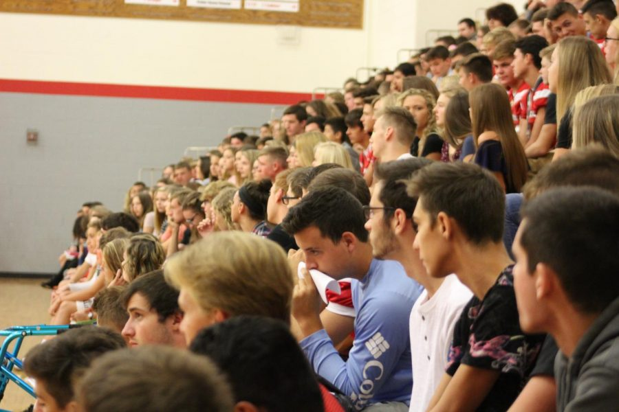 First Day of School Assembly