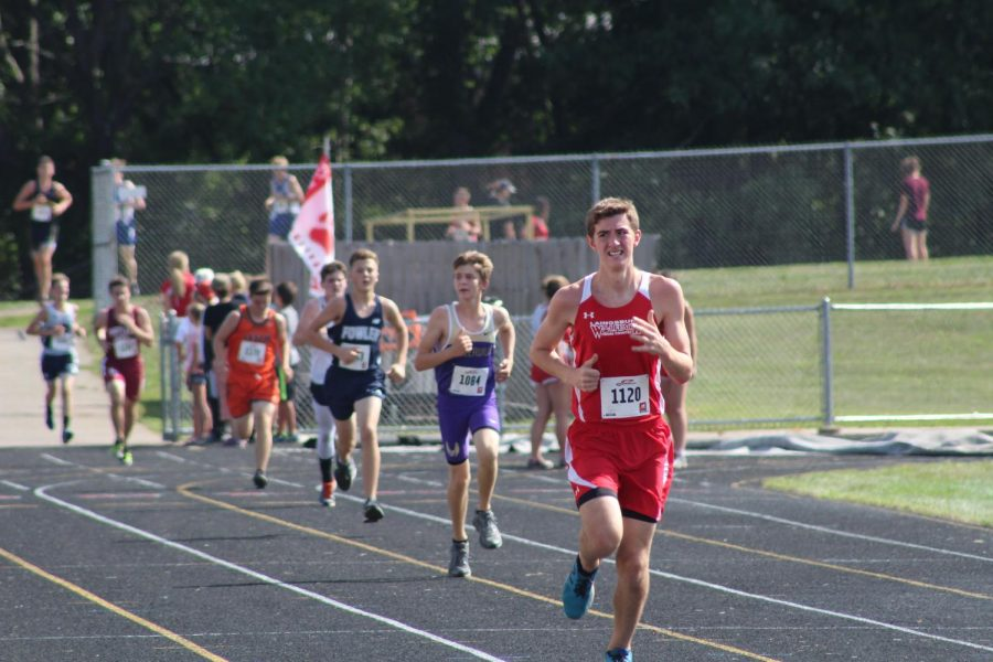 Cross Country Invite- August 23
