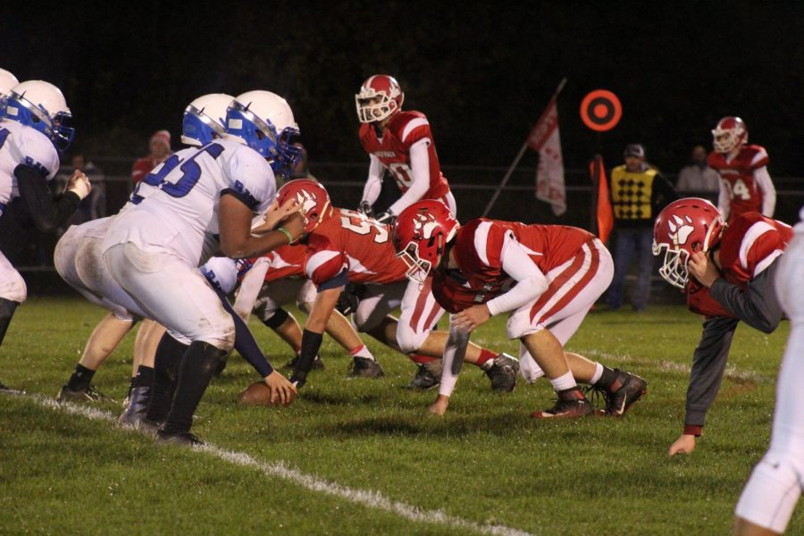 Varsity Football vs Bath