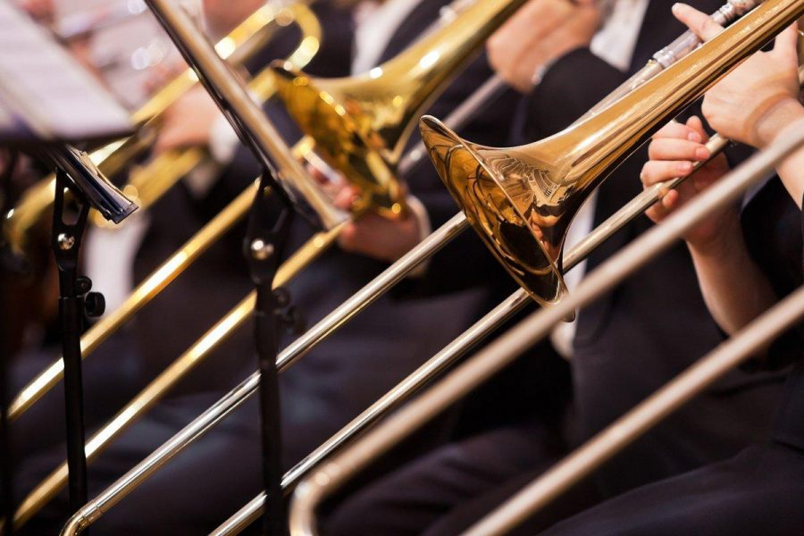 The Brass and the Woodwinds